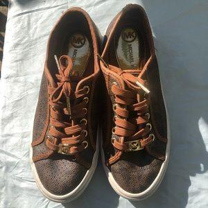 Michael Kors Sneakers Size 6